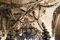Костел Sedlec Ossuary. Реставрация. Sedlec Ossuary