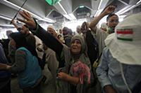 Паломничество в Мекку, Саудовская Аравия. 5 октябр