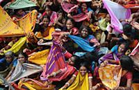 Праздник Аннакут в Индии