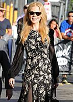 Николь Кидман в Лос-Анджелесе