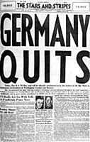 Германия, 1945 год