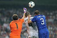 Полуфинал лиги УЕФА: Реал Мадрид - Ювентус