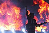 Концерт AC/DC в Мадриде