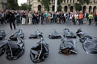 Всемирный день беженцев в Будапеште
