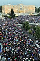 Греция готовится к референдуму по Евро