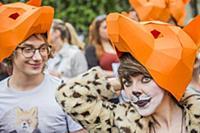 Протесты против охоты на лис