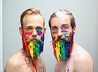 The Gay Beards: Художники с оригинальными бородами