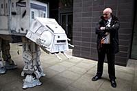 ComicCon в Манчестере