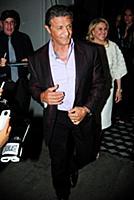 Cильвестр Cталлоне в Лос-Анджелесе