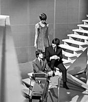 Архивная телепрограмма о The Beatles 'The Music of Lennon and McCartney'