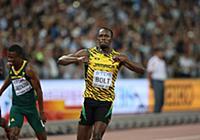 Усэйн Болт взял золото в беге на 200 м на ЧМ по легкой атлетике в Пекине