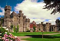 Ashford Castle признан лучшим отелем 2015