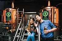 Аудио-тур по пивоварням Лондона