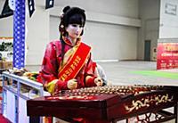 Китайский робот-музыкант