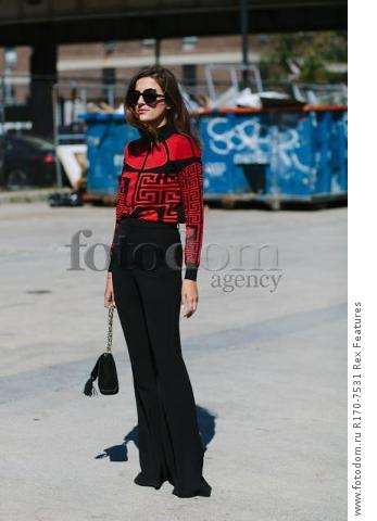 Mandatory Credit: Photo by Liz Devine/WWD/REX Shutterstock (5083791f)