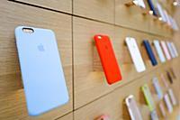 Первый магазин Apple в Брюсселе