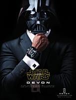 Часы в стиле «Звездных войн»