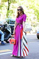 Неделя моды в Милане: Стритстайл