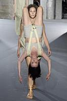 Показ Rick Owens на Неделе моды в Париже