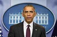 Обама призвал к ужесточению законов после расстрела в Орегоне