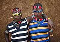 Мода племен Эфиопии