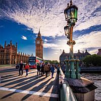 Лондон глазами rooftop-фотографа