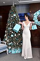 Джемма Артертон представила рождественскую коллекцию Tiffany
