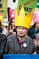 Народный климатический марш в Лондоне