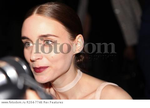 Mandatory Credit: Photo by Lodovico Colli di Felizzano/REX Shutterstock (5460040c) Rooney Mara Chanel Metiers d'Art show, Rome, Italy - 01 Dec 2015 French fashion house holds its annual catwalk show and premieres Once and Forever, Karl Lagerfeld's short film starring Kristen Stewart and Geraldine Chaplin. Stewart has also been chosen as the face of the MГ©tiers d'Art advertising campaign Paris-Rome. Showcases the work of ten artisan manufacturers who work for Paraffection, a subsidiary of Chanel which promotes and maintains manufacturing skills