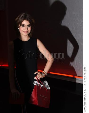 Mandatory Credit: Photo by Stephen Lovekin/WWD/REX Shutterstock (5489936z)