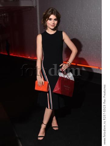 Mandatory Credit: Photo by Stephen Lovekin/WWD/REX Shutterstock (5489936aa)