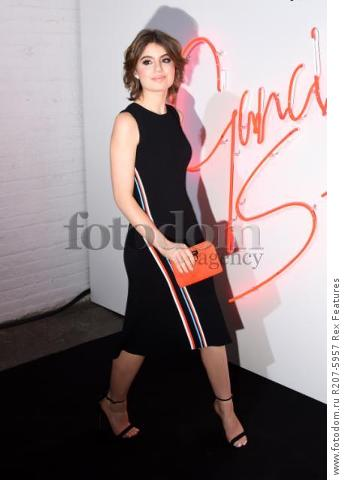 Mandatory Credit: Photo by Stephen Lovekin/WWD/REX Shutterstock (5489936bn)