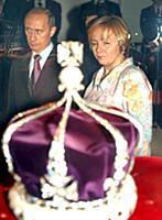 Подборка фотографий Людмилы Путиной