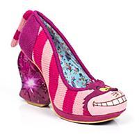 Туфли по мотивам «Алисы в Стране чудес»