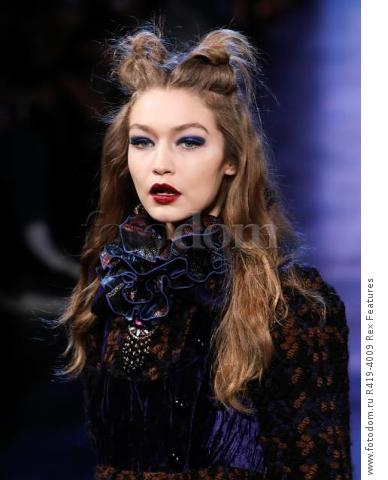 Mandatory Credit: Photo by Amy Sussman/WWD/REX/Shutterstock (8377423e)