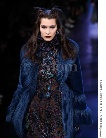 Mandatory Credit: Photo by Amy Sussman/WWD/REX/Shutterstock (8377423j)
