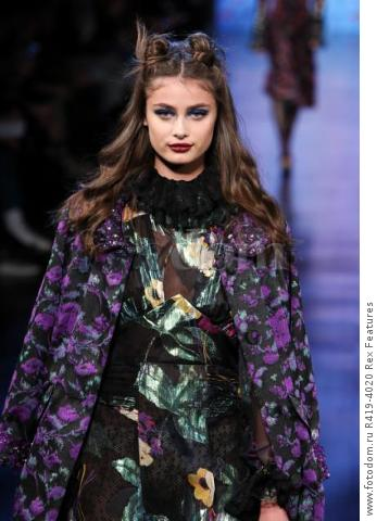 Mandatory Credit: Photo by Amy Sussman/WWD/REX/Shutterstock (8377423p)