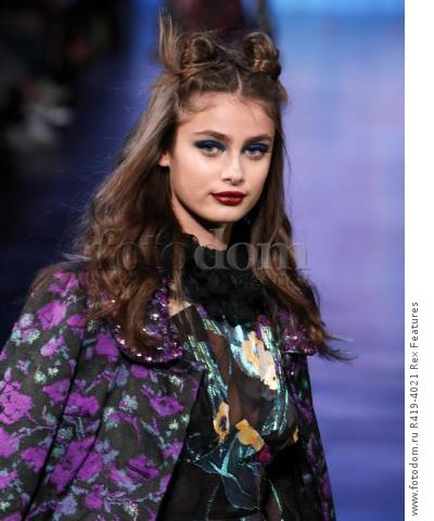 Mandatory Credit: Photo by Amy Sussman/WWD/REX/Shutterstock (8377423q)