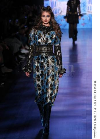Mandatory Credit: Photo by Amy Sussman/WWD/REX/Shutterstock (8377423ai)