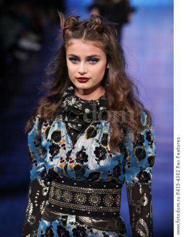 Mandatory Credit: Photo by Amy Sussman/WWD/REX/Shutterstock (8377423aj)