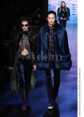 Mandatory Credit: Photo by Amy Sussman/WWD/REX/Shutterstock (8377423an)