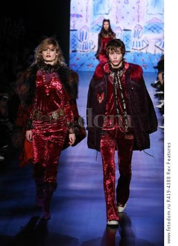 Mandatory Credit: Photo by Amy Sussman/WWD/REX/Shutterstock (8377423ap)