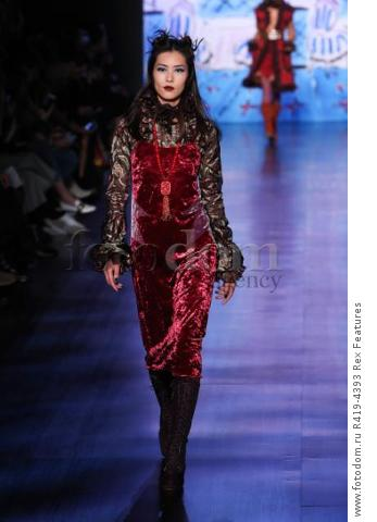 Mandatory Credit: Photo by Amy Sussman/WWD/REX/Shutterstock (8377423au)