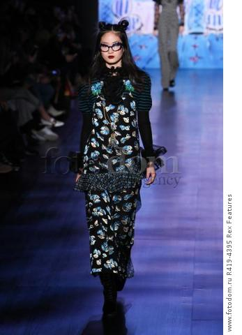 Mandatory Credit: Photo by Amy Sussman/WWD/REX/Shutterstock (8377423aw)