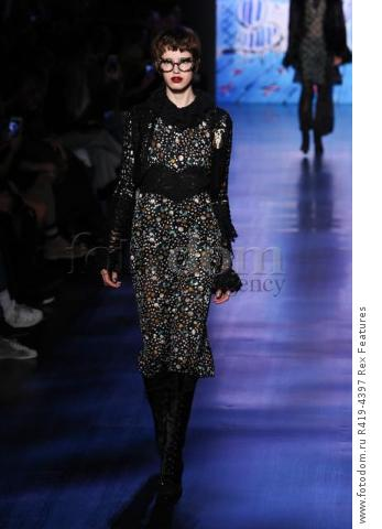 Mandatory Credit: Photo by Amy Sussman/WWD/REX/Shutterstock (8377423ay)