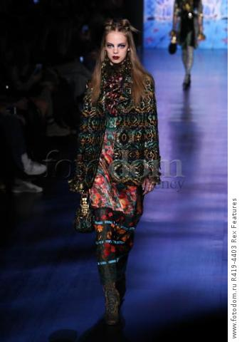 Mandatory Credit: Photo by Amy Sussman/WWD/REX/Shutterstock (8377423be)
