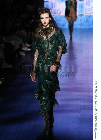 Mandatory Credit: Photo by Amy Sussman/WWD/REX/Shutterstock (8377423bj)