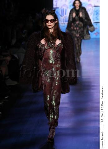 Mandatory Credit: Photo by Amy Sussman/WWD/REX/Shutterstock (8377423bp)