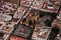 Андалусия (Andalusia) с высоты птичьего полета. Ис