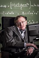Физик-теоретик Стивен Хокинг